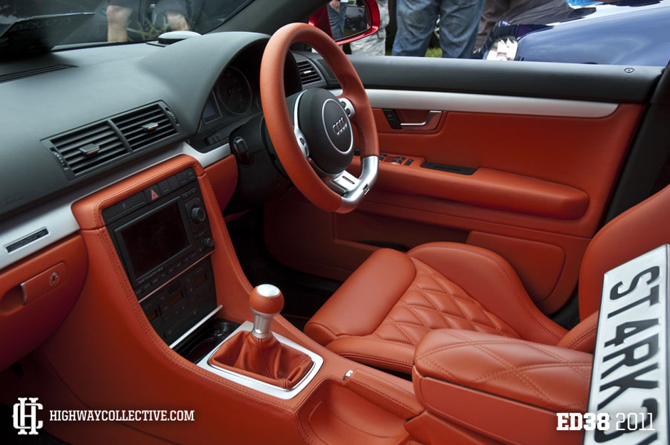 Audi A4 Convertible Red Leather Interior Www Indiepedia Org